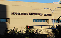 Albuquerque Convention Center - Channel Letters