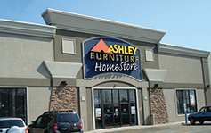 Ashley Furniture - Channel Letters - Storefront Sign