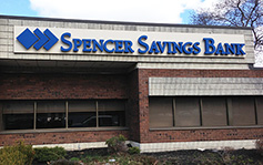 Spencer Savings Bank - Channel Letters