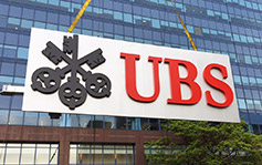 UBS Weehawkins South Florida sign corporate building headquarters office signs