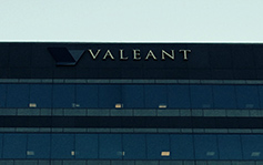 Valeant - Corporate Headquarters - New Jersey Signs