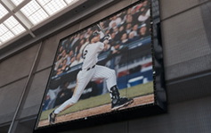 Derek Jeter - Yankee Stadium - New York Signs